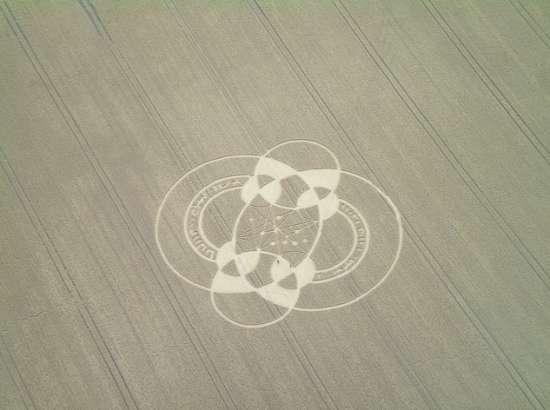 Cropcircle Wiltshire