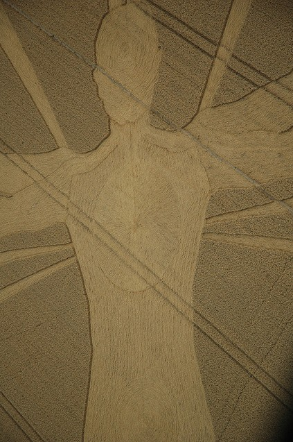 Crop circle by XL D-sign