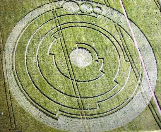 Crop Circle 2008