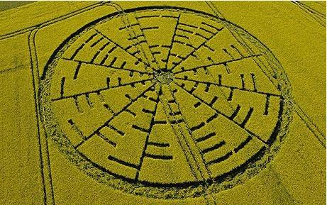 Crop Circle - God's Formula