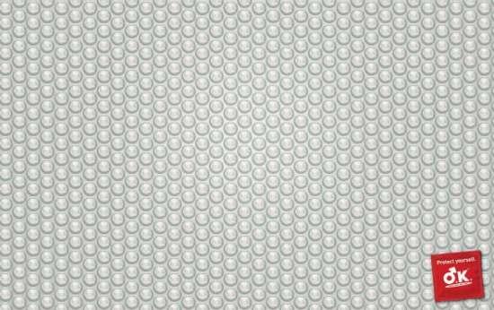 O.K. Condom: Bubble