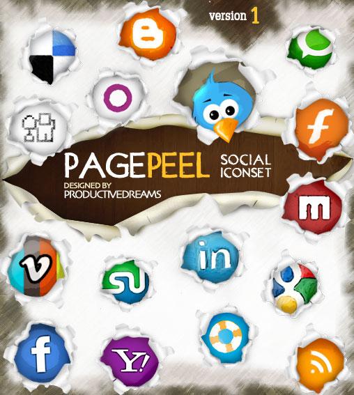 Social Media Iconset
