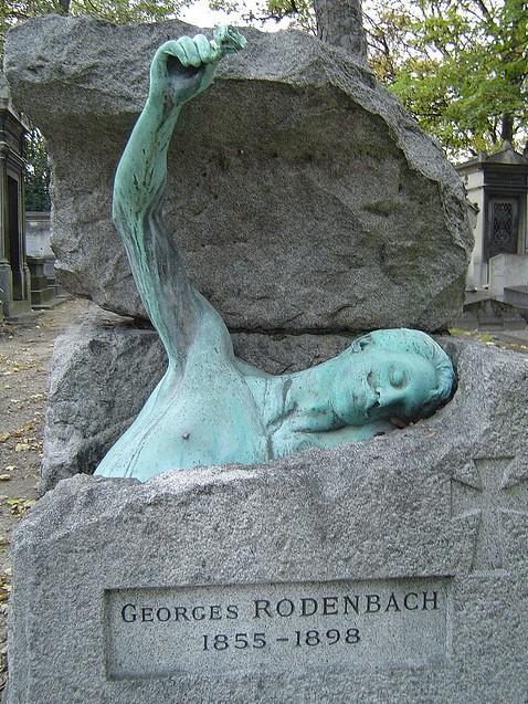 Pere Lachaise Grave