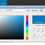 Top 5 Color Picker Tools Firefox Addons