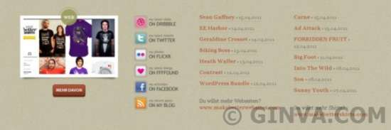 Best Web Footer Designs