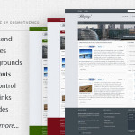 +30 News Premium WordPress Theme Released [May 28, 2011]