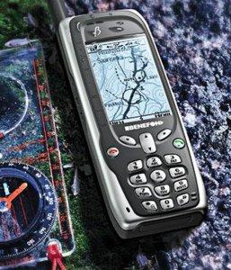 GeoSentric GPS navigator