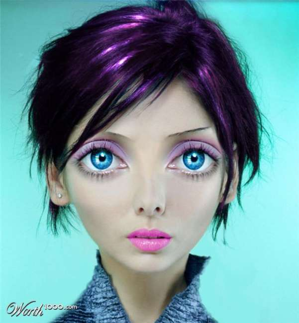 Cool Photo Effects - Celebrities Reality Manga