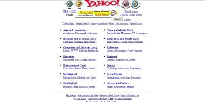 Yahoo (1998)