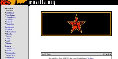 Mozilla.org (1998)