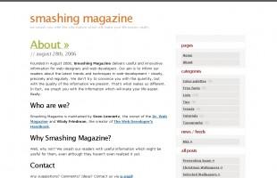 Smashing  Magazine (2006)