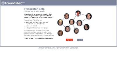 Friendster (2003)