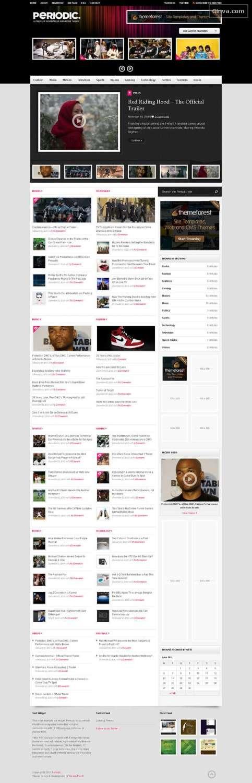 Best Free and Premium Magazine WordPress Themes