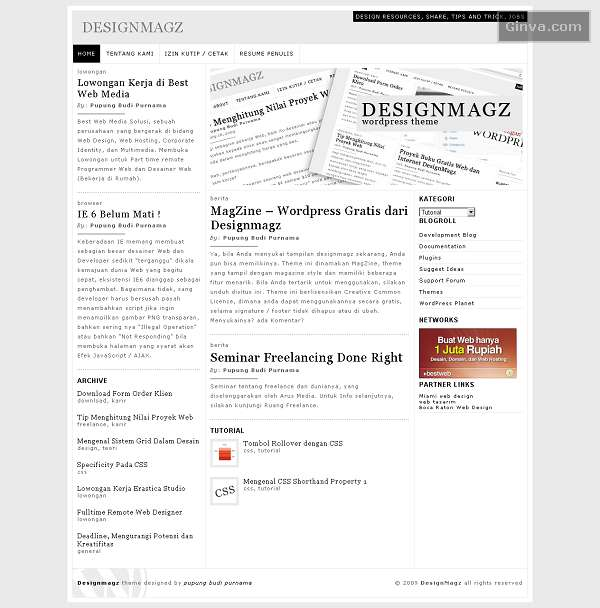 Best Free and Premium Magazine WordPress Themes