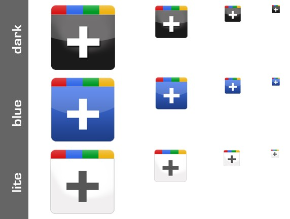 Free Google Plus Icon Pack