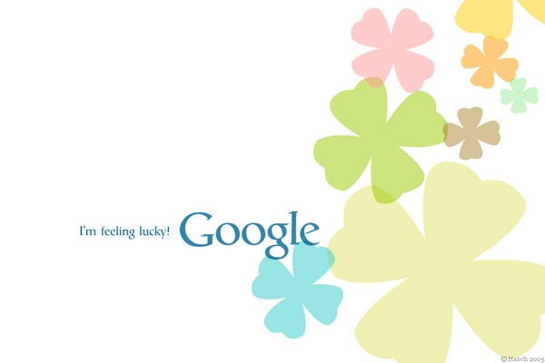 Vectorial Google Wallpaper