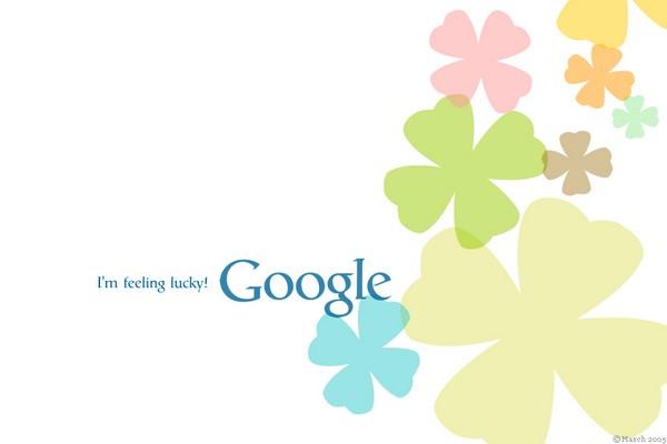 Vectorial Google Wallpaper