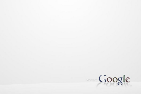 Simple Google Wallpaper