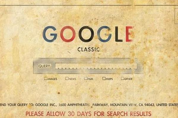 Classic Google Wallpaper