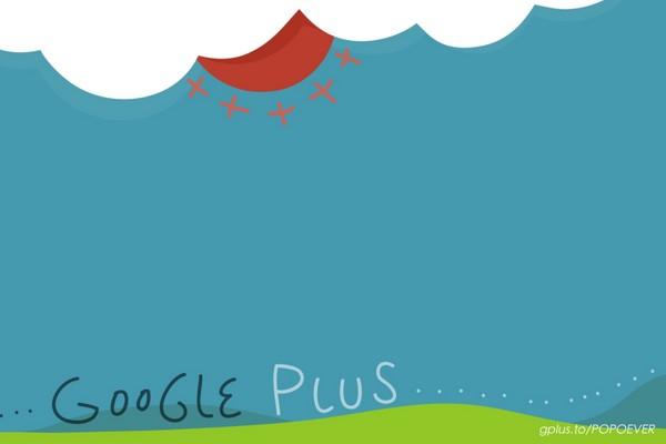 Google+ Trichroma