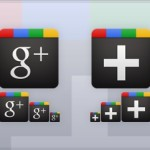 Download 16 Free Google +1 {Google Plus One} Icon Packs