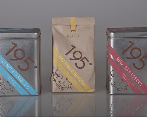 Fresh Product Packaging Design