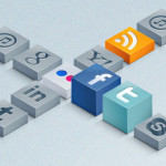 Free Icon: Isometric 3D Social Icons Set {31 icons}