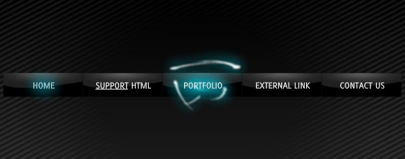 Adobe Flash Navigation Menus
