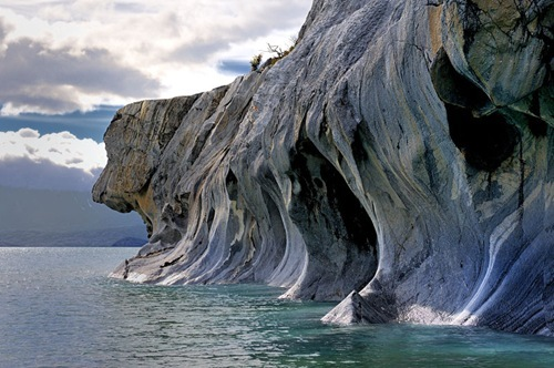 Chile's Marble Cathedral
