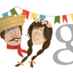 Top 10 Google Doodles {April-June 2011}