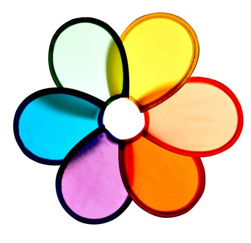 The color scheme: the significance of colors is different in various places on the planet