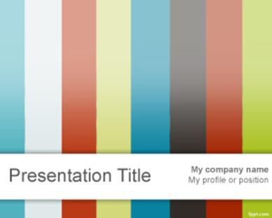 Video Microsoft PowerPoint Templates