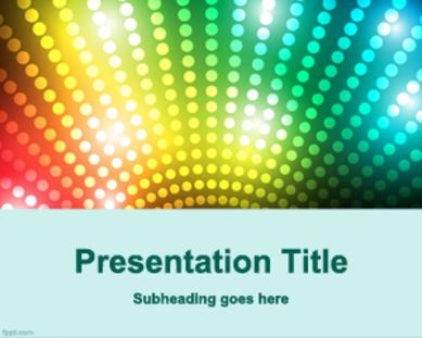 Game show Microsoft PowerPoint Templates