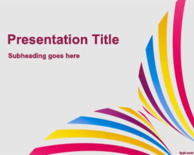 Download 40 free colorful powerpoint templates ginva twirl power point templates education toneelgroepblik Choice Image