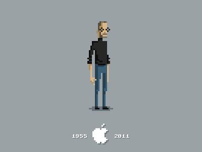 Steve Jobs Wallpaper - Free Design Stuff