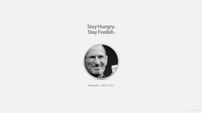 Download Steve Jobs Wallpaper