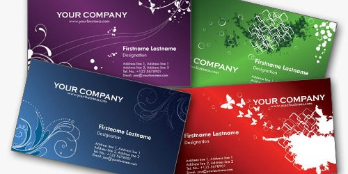 PSD Business Card Templates (30+ Files)