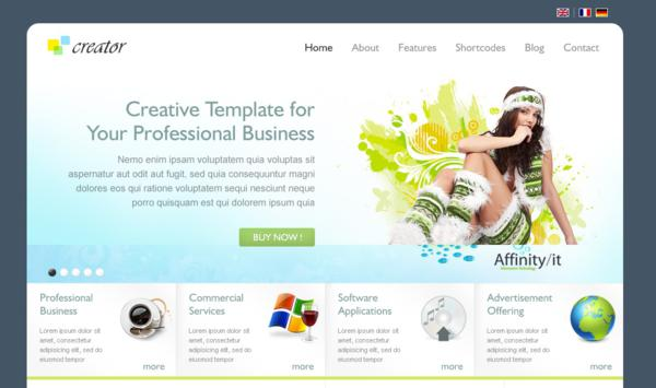 Best Premium WordPress Themes (Oktober 2011)