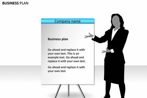 Free PowerPoint Template Business deal presentation