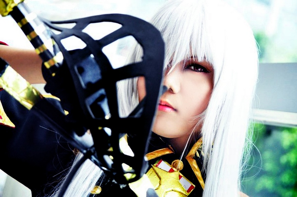 Beautiful Cosplay Photography