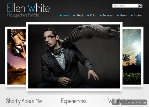 free website template 104