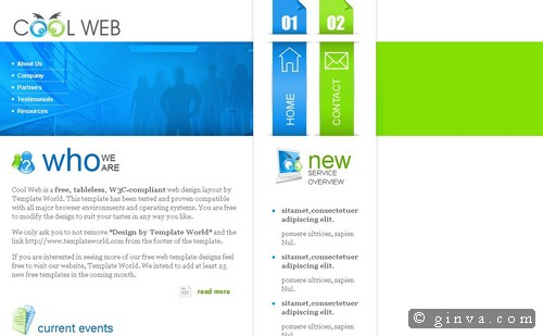 free website template 59