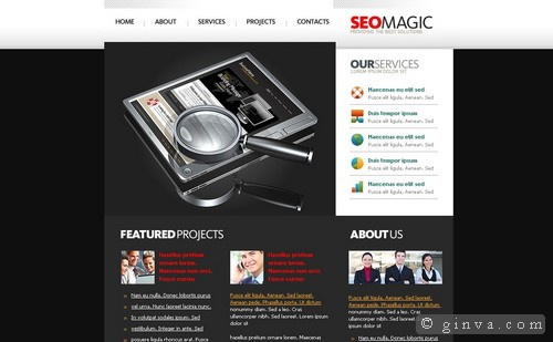 free website template 6