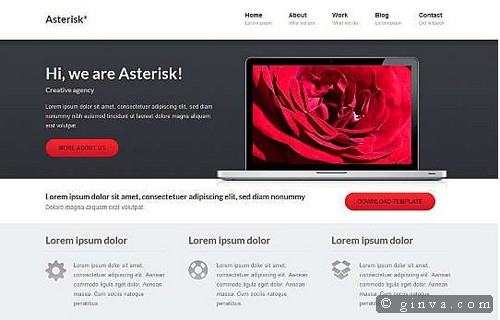 free website template 7