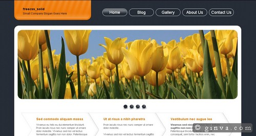 free website template 90