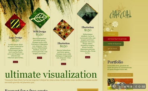free website template 91
