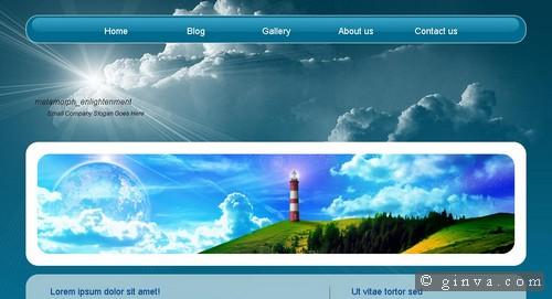 free website template 98