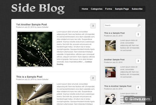 free clean simple wordpress theme 106