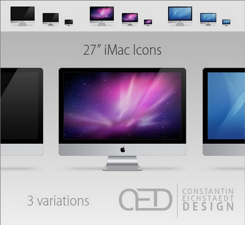 Download Free Mac OS Icon Sets