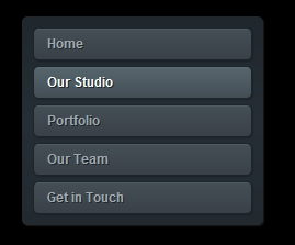 free vertical horizontal css3 menu navigation 2